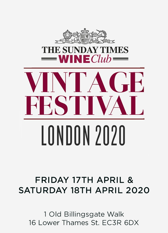 Wine Festival 2020.Book Your Tickets For The Vintage Festival 2020 British