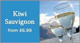 Kiwi Sauvignon! from £6.99