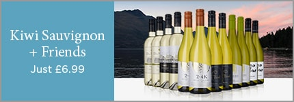 Kiwi Sauvignon + Friends Just £6.99