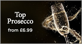 Top Prosecco from £6.99