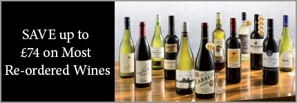SAVE up to £74 on Most Re-ordered Wines