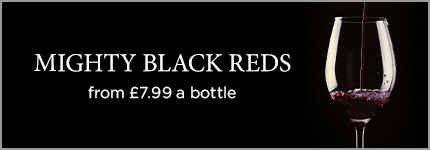 Mighty Black Reds - from £7.99 a bottle