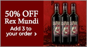 50% OFF Rex Mundi - Add 3 to your order