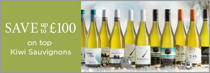 SAVE up to £100 on top Kiwi Sauvignons