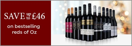 25% OFF your Christmas VIP wine upgrade