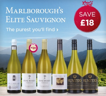 Marlborough's Elite Sauvignon - The purest you'll find - save £18