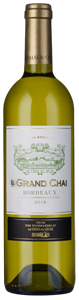 Le Grand Chai Bordeaux Blanc 2018
