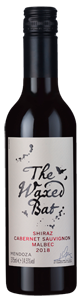 The Waxed Bat Shiraz Cabernet Sauvignon Malbec (half bottle) 2018