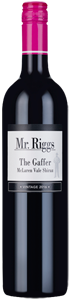 Mr Riggs The Gaffer McLaren Vale Shiraz 2016