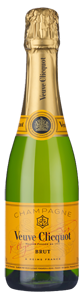 Champagne Veuve Clicquot Yellow Label (half bottle) NV