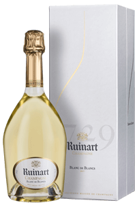 Champagne Ruinart Blanc de Blancs (in gift box)
