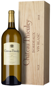 Château Thieuley (magnum in wooden gift box) 2015
