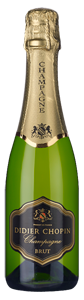 Didier Chopin Brut Champagne (half bottle) NV