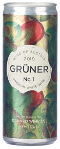 No. 1 Gruner Veltliner (250ml can) 2019