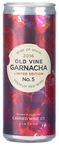 No. 5 Old Vine Garnacha (250ml can) 2016