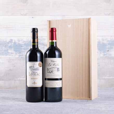 Bordeaux Reds Duo Gift