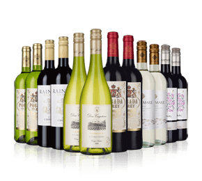 Wine Rack Essentials - Mixed