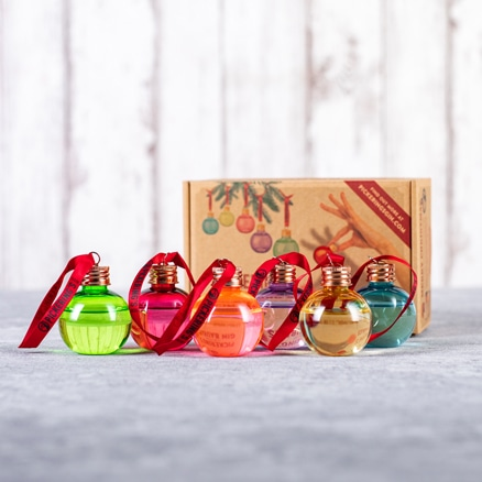 Gin Baubles Gift