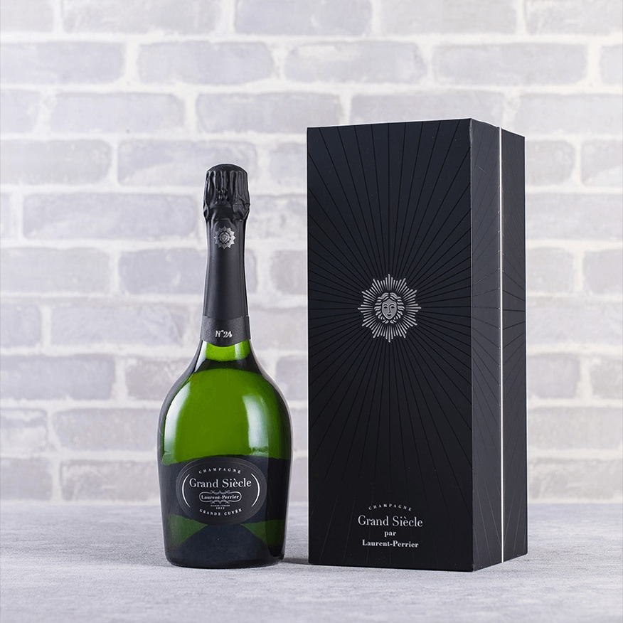 Champagne Laurent-Perrier Grand Siècle Brut Gift