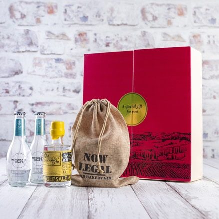 Old Bakery Gin & Tonic Gift Set